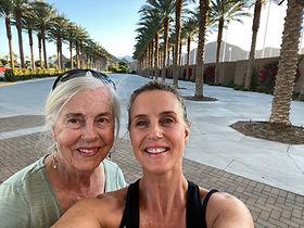 Mom Tana Palm Springs Pickleball Champio