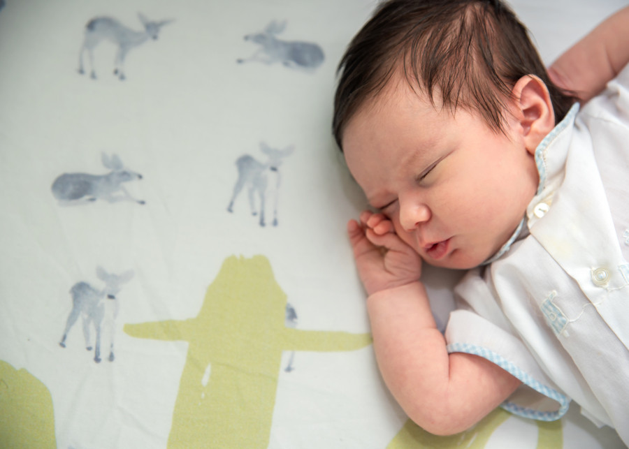newborn baby photographer near me New York