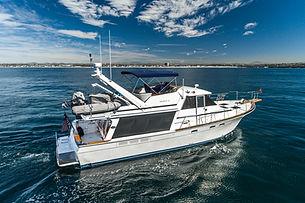 1987 Bayliner 4550 Pilothouse Motoryacht