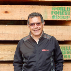 William Cordero, Head of Quality Control