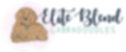 Elite Blend Labradoodles Logo