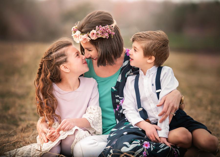 New Canaan family photographer