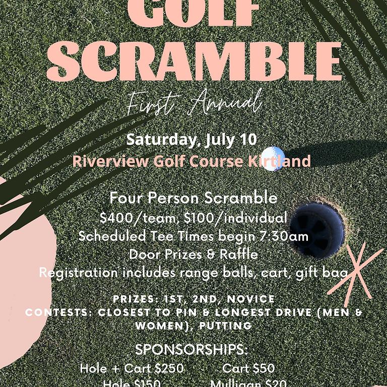 DPSJC Golf Scramble Tournament