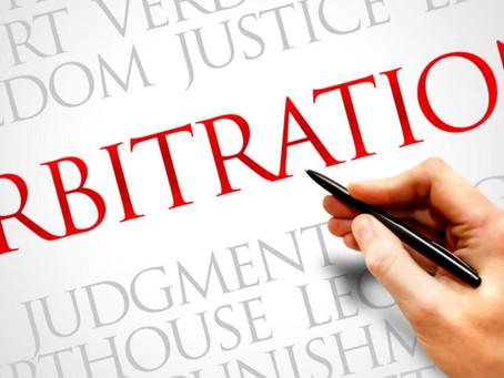 ARBITRATION: Advantages and Disadvantages
