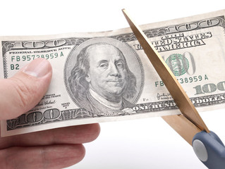 Stop cutting costs, until you know what you are building