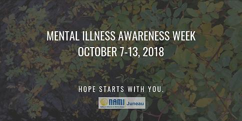 Mental illness awareness weekoctober 7-1