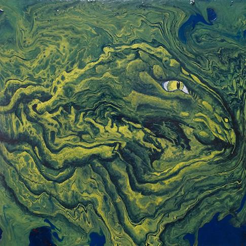 Grüner Drache (Nr. 58)