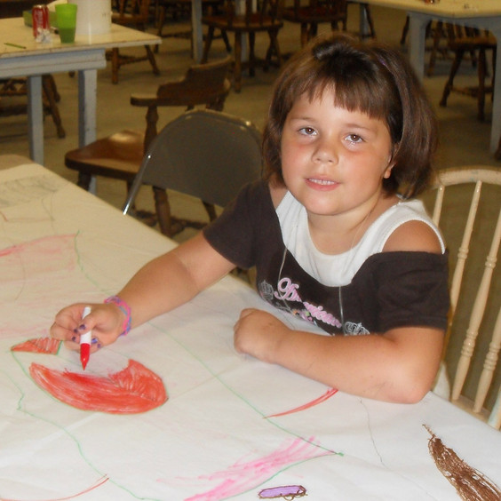 Arts and Crafts Camp