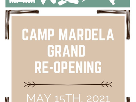 Camp Mardela Grand Re-Opening
