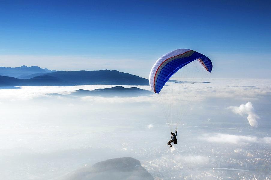 Ouvrez Parachute