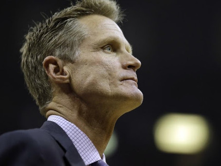 Like His Father: The Grace and Conscience of Steve Kerr
