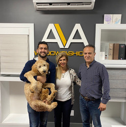 AVA Window Fashion's Owners