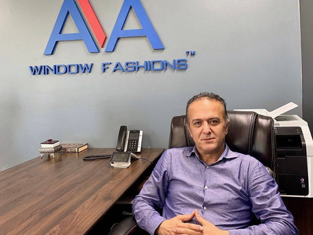 AVA WINDOW FASHIONS- FROM BANKRUPTCY TO 200,000$ SALES IN 6 MONTHS