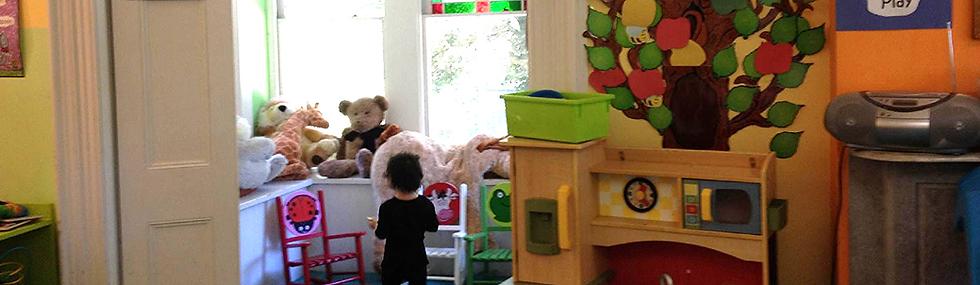 Toddler's Room Tenafly