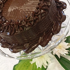 "Chocolate fudge cake (7"")"