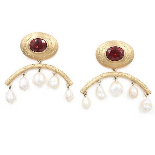 Laurus Nobilis NOLA Collection Earrings