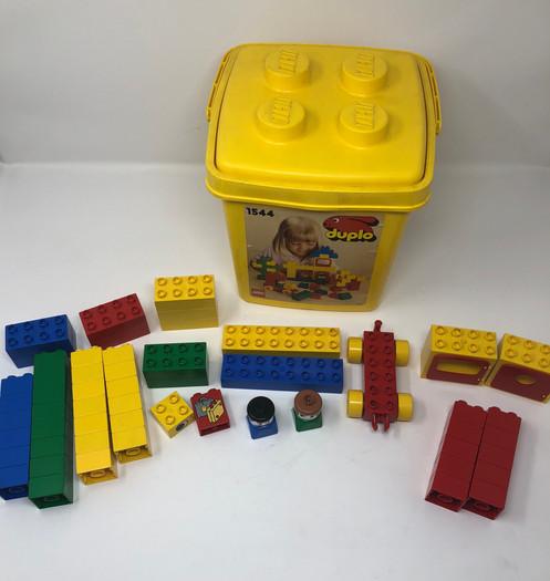 Lego Duplo 1544 Bucket Set 1988