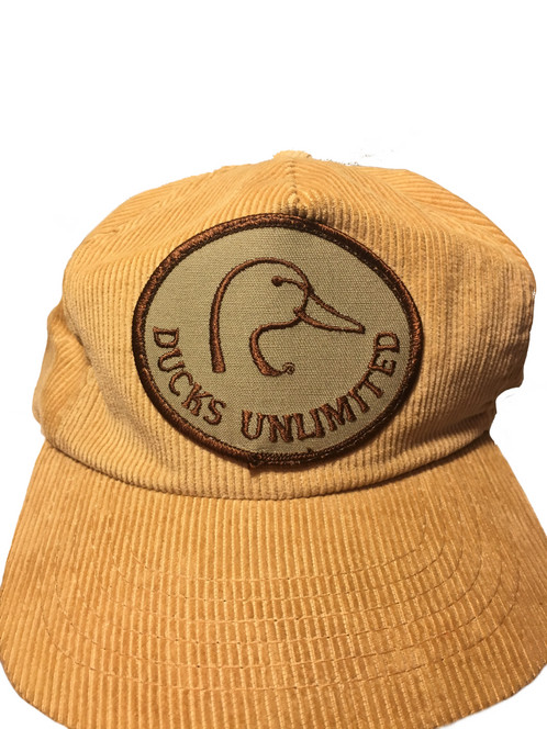 05af1bdb057 Rare vintage Ducks unlimited strap back