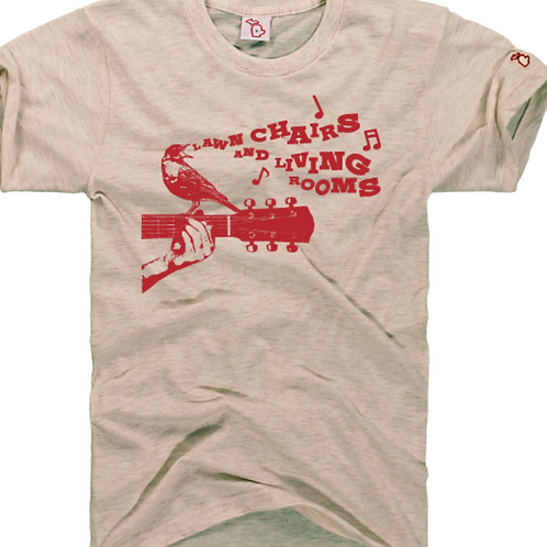 LCLR Red Bird Men's T