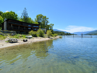 FOR SALE: Gorgeous 3 Bedroom Waterfront Home on Kootenay Lake