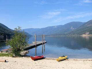 FOR SALE:  Luxury Waterfront Home on Kootenay Lake
