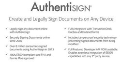 Authentisign