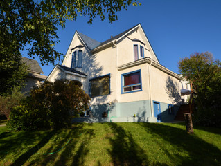 New Listing:  3 Bedroom Heritage Home in Unbeatable Uphill Location!