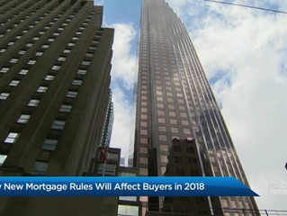 New mortgage rules 2018: A practical guide