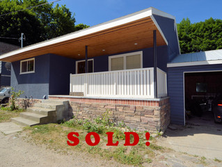 JUST SOLD! Updated Family Home in Uphill