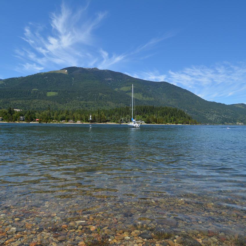 109 Kootenay Lake Road Waterfront
