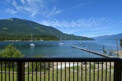 109 Kootenay Lake Road View