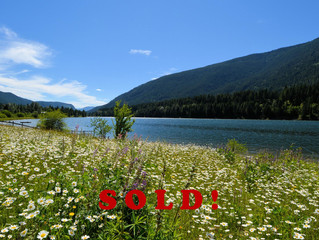 JUST SOLD!  Riverfront Property in Glade