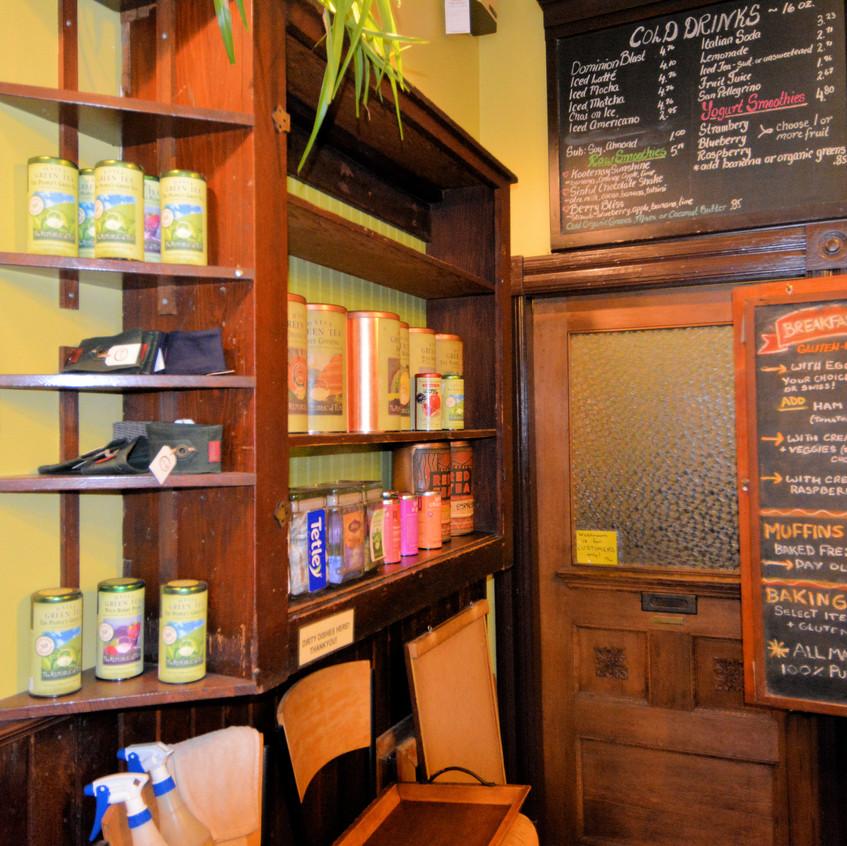 Dominion Cafe Teas