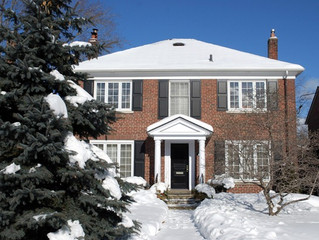 With Inventory at it's Lowest, Winter is a Great Time to Sell
