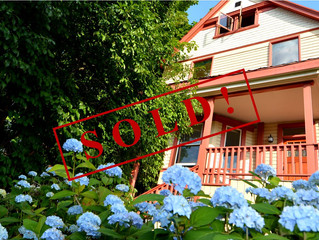 JUST SOLD! Quintessential Downtown Heritage Home