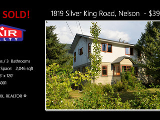 JUST SOLD! 1819 Silverking Road