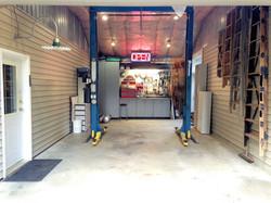 Garage: 15' x 28'