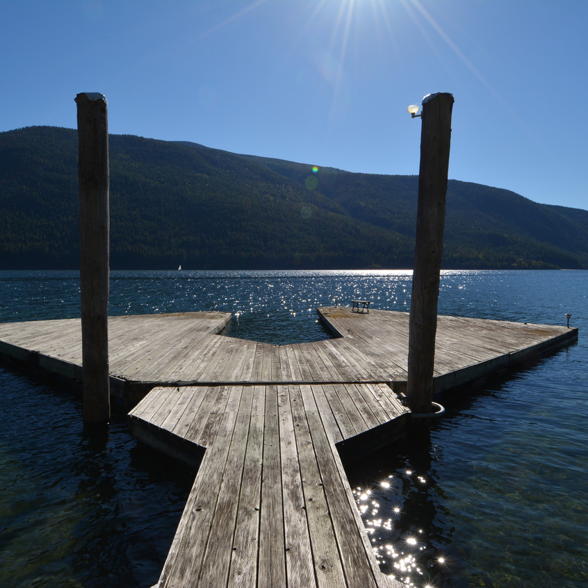 Nelson Real Estate 5587 Hwy 3A Dock