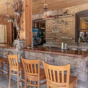 Indoor Cocktail Bar