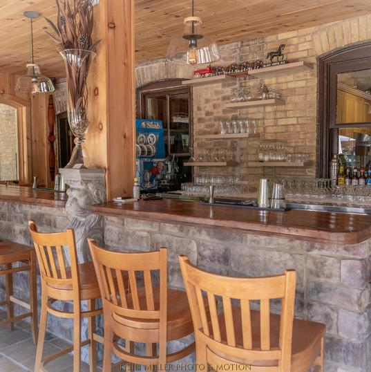 Indoor Coctail Bar