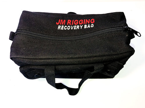 JM Rigging 11x7x6 Recovery Bag w/ Side Pockets