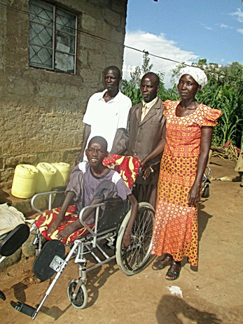 Support for the Physically Disabled