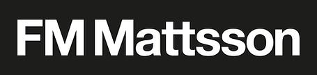 FM Mattsson Logo B&W