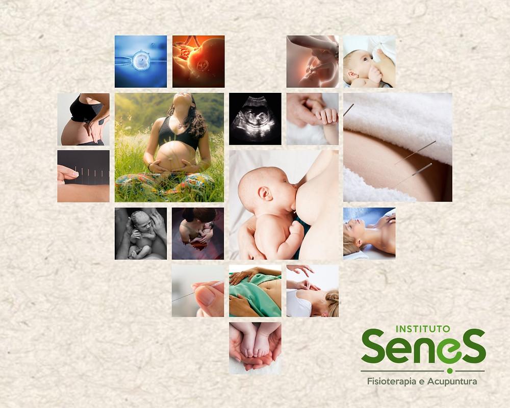 A acupuntura tem um papel importante desde o preparo da mulher no que diz respeito ao equilíbrio energético, físico e emocional para uma gravidez e gestação saudável, um trabalho de parto tranquilo e para o desenvolvimento saudável do Bebê. É um importante método auxiliar nos tratamentos para infertilidade.