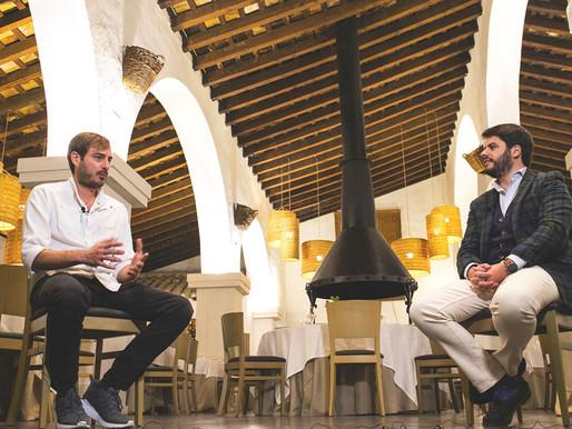 El vino de Jerez, aplicado a la cocina de La Carboná