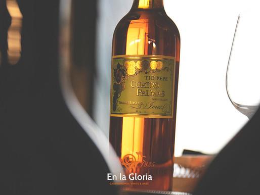 El mejor vino del mundo nace del Tío Pepe