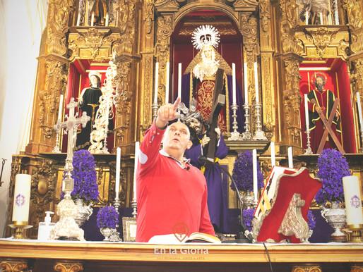 La Noche de Jesús: una saeta de recuerdos para Luis Lara