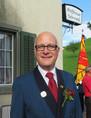 Thomas Hug als eidgenössischer Veteran geehrt