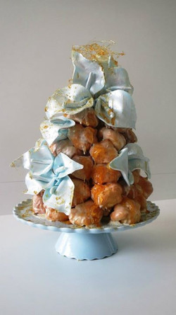 Croquembouche with a twist