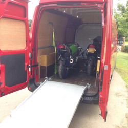 Trackday Motorcycle Transport